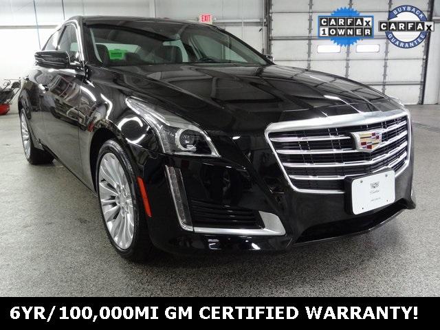 Photo 2018 Cadillac CTS 2.0L Turbo Luxury