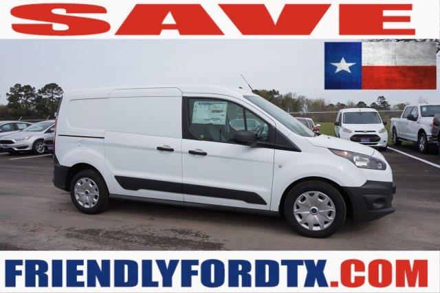 Photo 2018 Ford Transit Connect Cargo XL 4DR LWB Cargo Mini-Van WREAR Cargo Doors