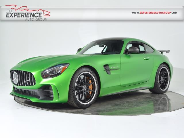 Photo 2018 Mercedes-Benz AMG GT R 2DR Coupe