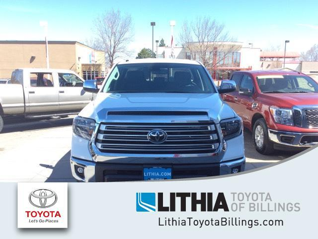 Photo 2018 Toyota Tundra 4X4 Limited 4DR Double Cab Pickup SB 5.7L V8