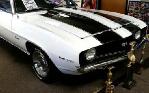 white camaro price