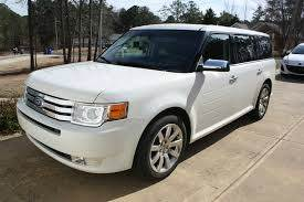 Photo Used 2011 Ford Flex Limited AWD 4dr Crossover-82,915 Mi.