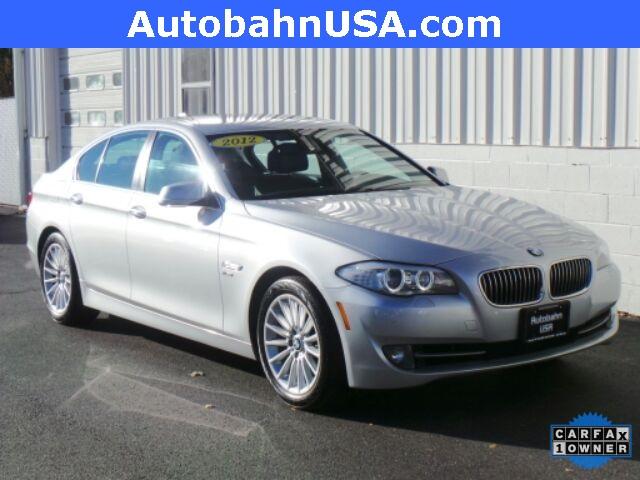 Photo 2012 BMW 535 535i xDrive
