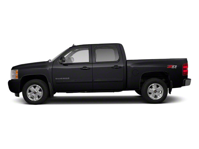 Photo 2010 Chevrolet Silverado 1500 4WD Crew Cab 143.5inch LTZ