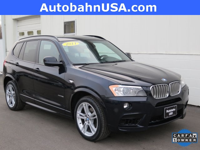 Photo 2011 BMW X3 xDrive35i M Sport
