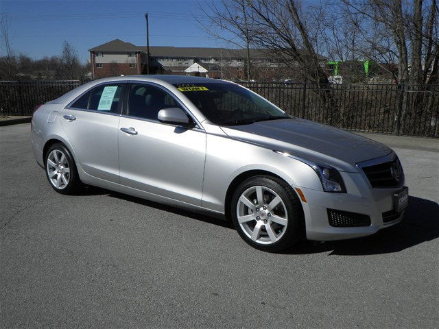 Photo 2013 Cadillac ATS 2.5 L