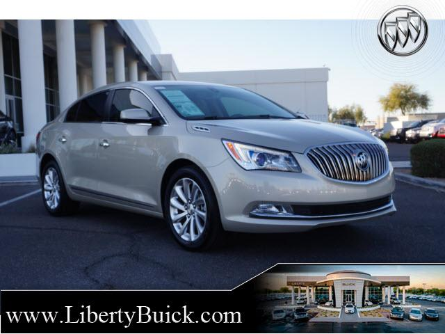 Photo 2014 Buick LaCrosse 4dr Sdn Base FWD