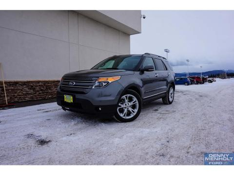 Photo 2011 Ford Explorer Limited