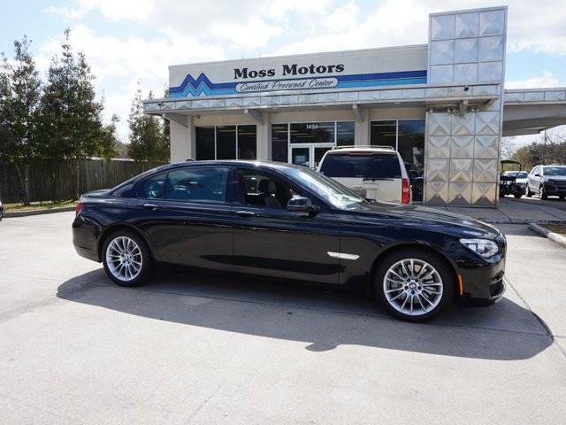 Photo 2014 BMW 750