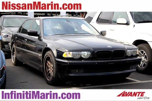 Photo 2001 BMW 740 740iL 4D Sedan