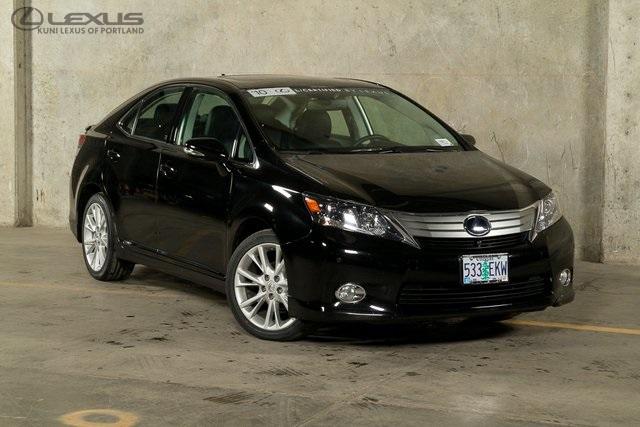 Photo 2010 Lexus HS 250h 250h Premium