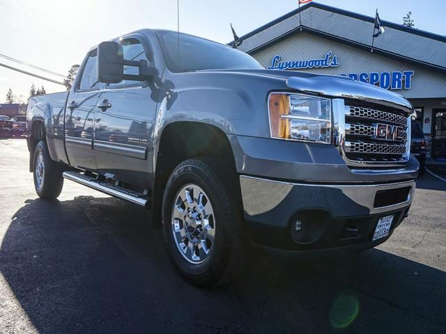 Photo 2012 GMC Sierra 3500HD 3500HD SLT x44