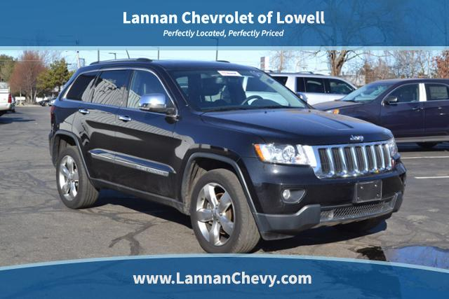 Photo 2013 Jeep Grand Cherokee 4WD 4dr Limited