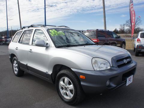 Photo 2005 Hyundai Santa Fe GLS