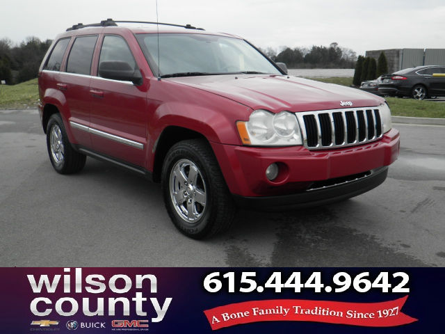 Photo 2006 Jeep Grand Cherokee Limited 4x2 5.7L Wholesale to