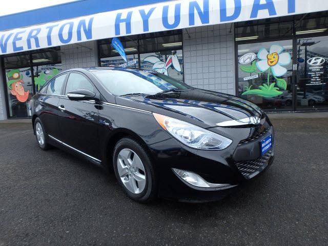 Photo 2012 Hyundai Sonata Hybrid Hybrid
