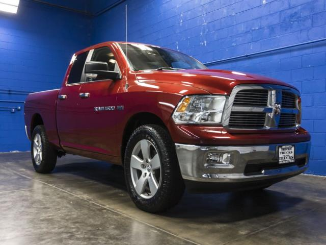 Photo 2012 RAM 1500 1500 SLT 4x4