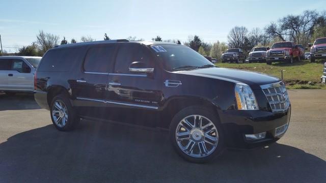 Photo 2014 Cadillac Escalade ESV Platinum