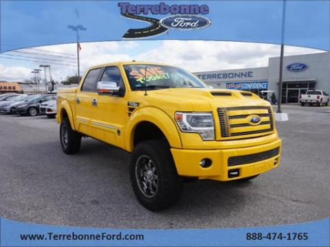 Photo 2014 Ford F-150 TONKA 145WB