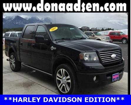 Photo 2007 Ford F-150 SuperCrew Harley-Davidson