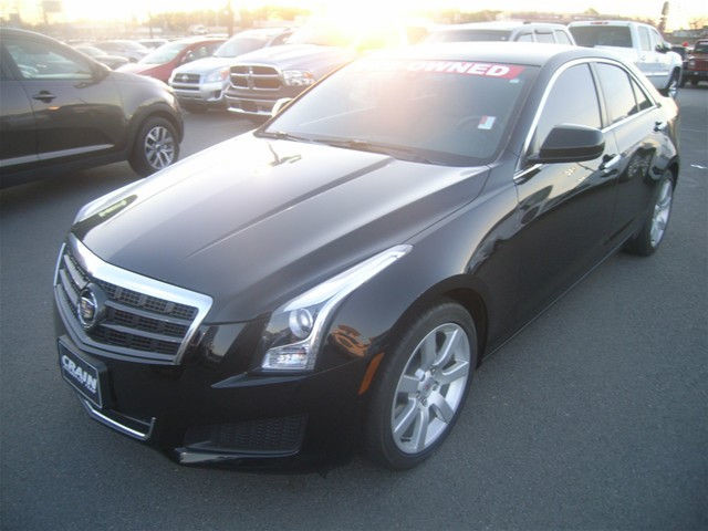 Photo 2013 Cadillac ATS 4DR SDN