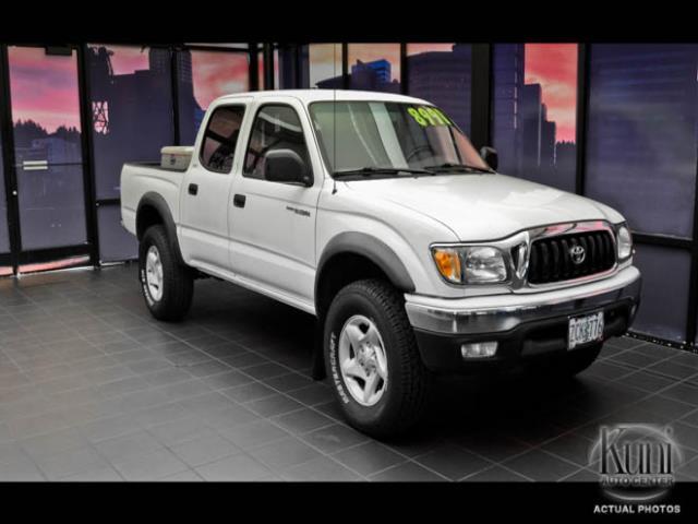 Photo 2002 Toyota Tacoma PRERUNNER 4X2