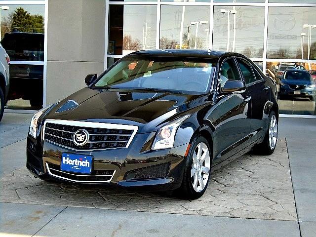 Photo 2013 Cadillac ATS Luxury