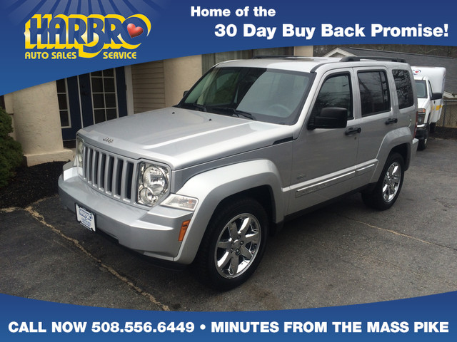 Photo 2012 Jeep Liberty Sport Latitude