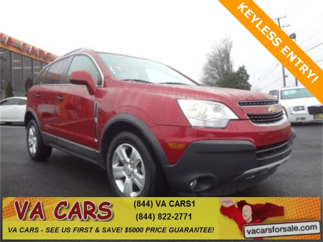 Photo 2014 Chevrolet Captiva Sport 2LS