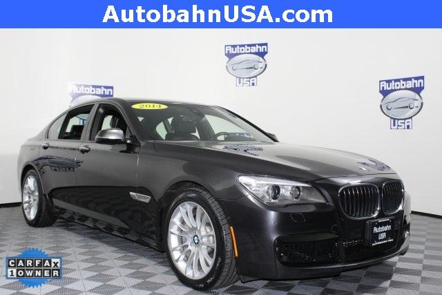 Photo 2014 BMW 750 750i xDrive M Sport