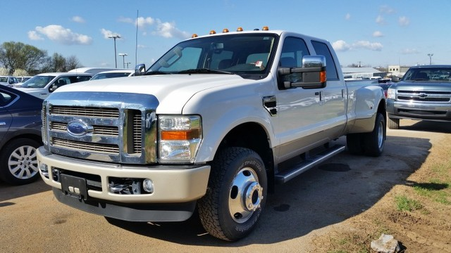 Photo 2010 Ford F-350 King Ranch