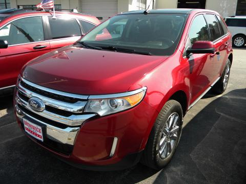 Photo 2013 Ford Edge SEL