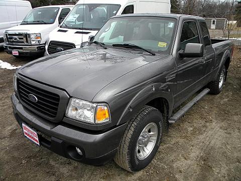 Photo 2008 Ford Ranger Sport