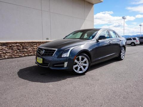 Photo 2013 Cadillac ATS 2.0 Turbo Performance