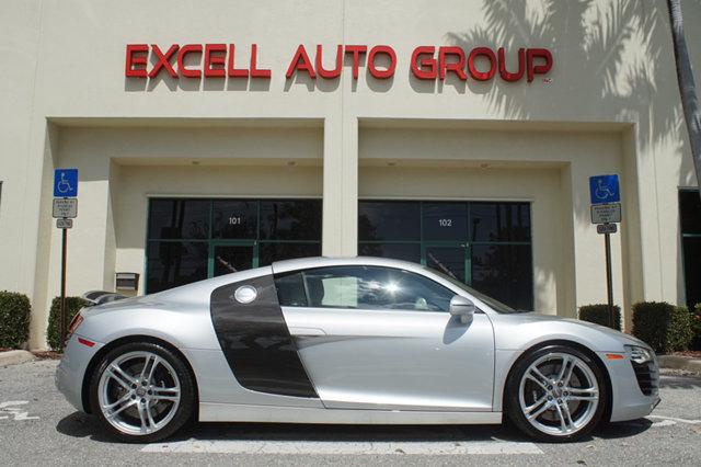 Photo 2008 Audi R8