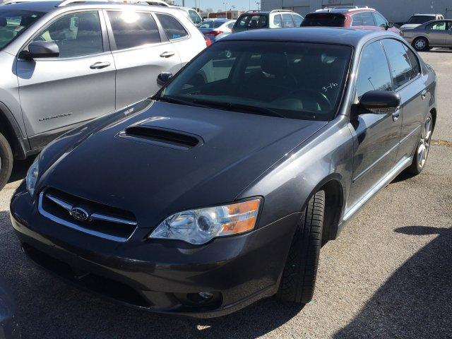 Photo 2007 Subaru Legacy 4dr H4 Turbo MT GT Spec B