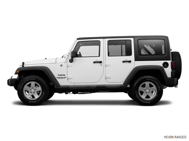 Photo 2014 Jeep Wrangler Unlimited Sport RHD