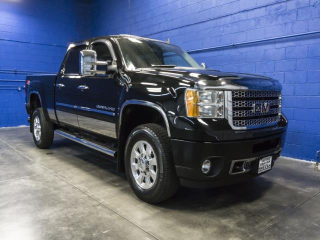 Photo 2012 GMC Sierra 3500HD 3500HD Denali 4x4