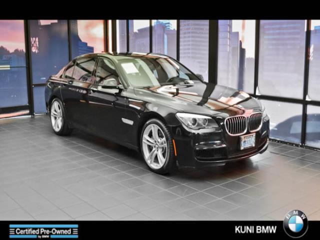 Photo 2013 BMW 750 750Li xDrive