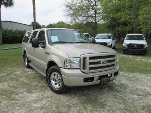 Photo 2005 Ford Excursion Limited