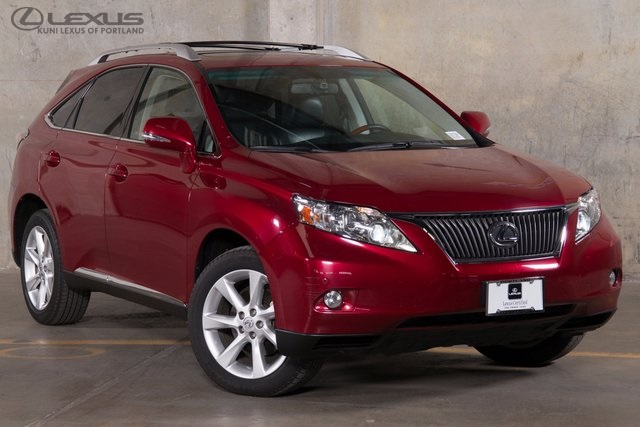 Photo 2010 Lexus RX 350 350