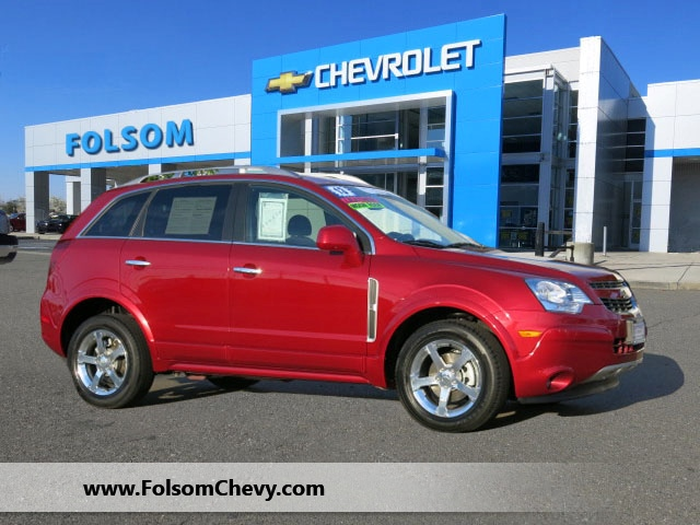 Photo 2013 Chevrolet Captiva Sport LT Sport Utility