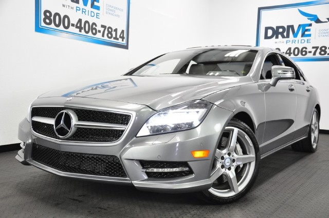 Photo 2013 Mercedes-Benz CLS-Class CLS550 47K 1 OWN FACT WRNTY HK