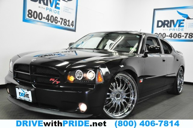 Photo 2008 Dodge Charger RT HEMI ONE OWNER CHROME WHEE