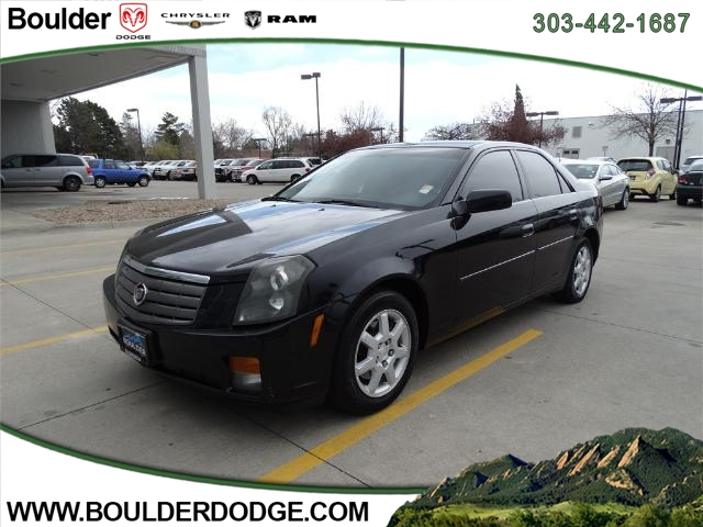 Photo 2005 Cadillac CTS Base w1SB1SC