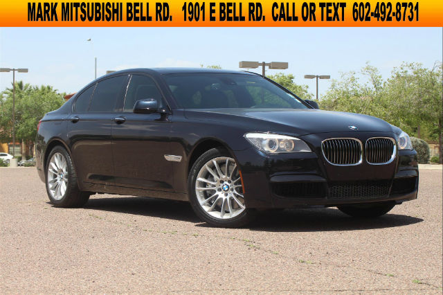 Photo 2011 BMW 750 750I M SPORT PKG