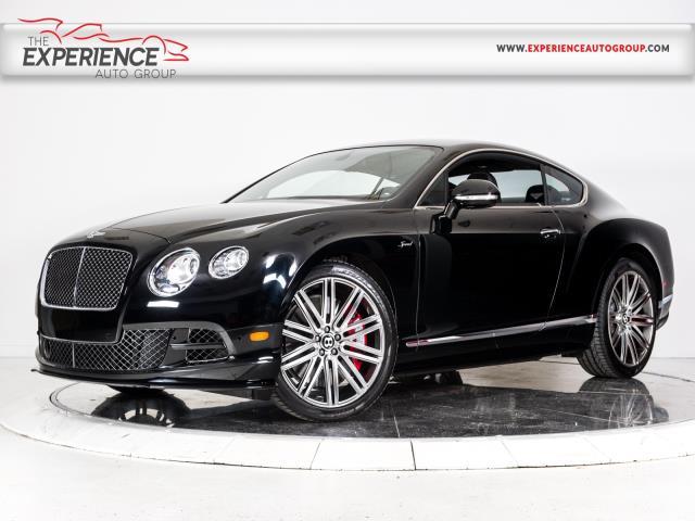 Photo 2015 Bentley Continental GT