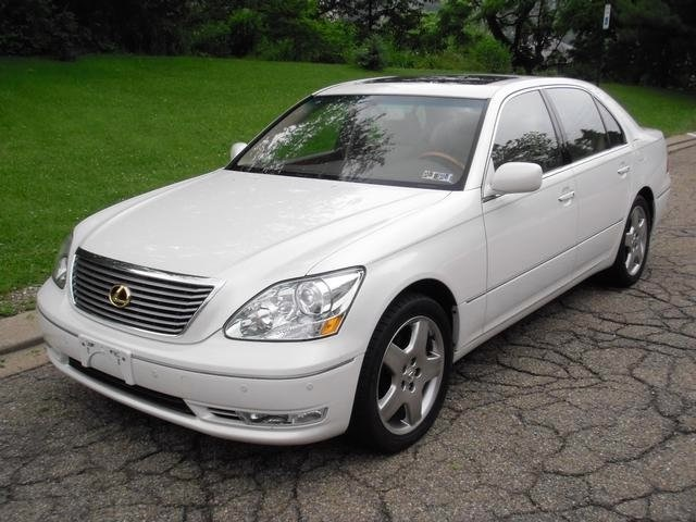 Photo 2005 Lexus LS 430 430