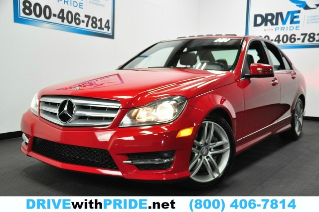 Photo 2013 Mercedes-Benz C-Class C300 SPORT AWD 1 OWN FACT WRNT