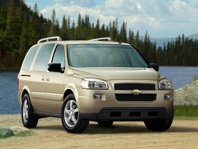 Photo 2008 Chevrolet Uplander LS